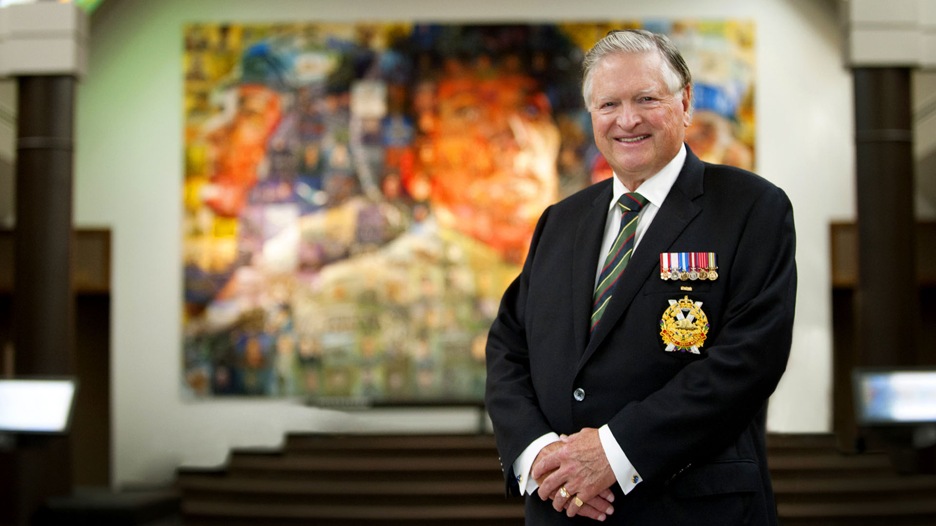 Alberta Order of Excellence member Fred Mannix