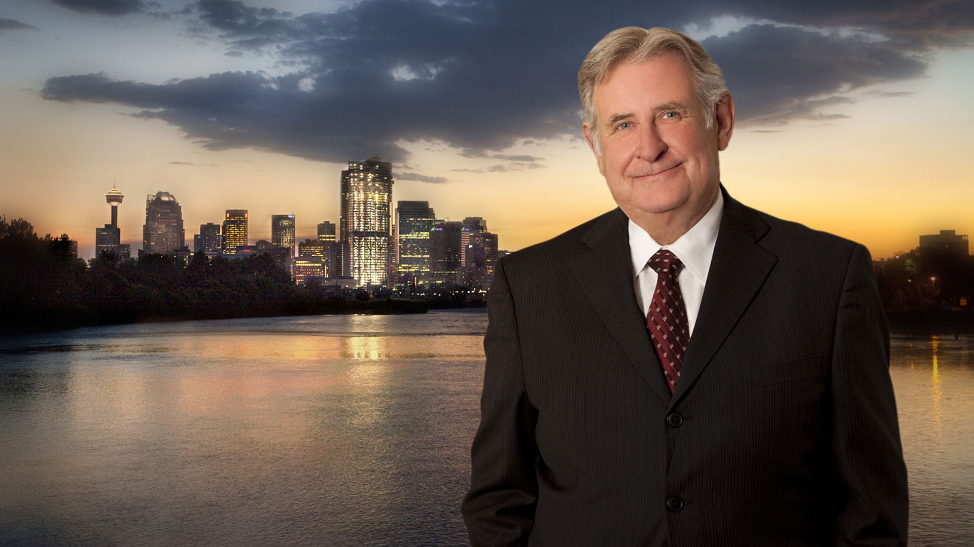 Alberta Order of Excellence member Ralph Klein
