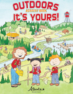 Cover of Outdoors It's Yours Activity Book