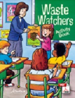 Cover of  Waste Watchers Activity Book