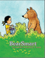 Cover of BearSmart Colouring and Activity Book