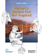 Cover of Wetlands, Webbed Feet Not Required Teacher's Guide