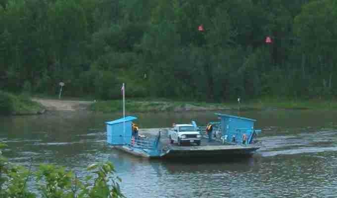 Alberta ferry schedules   Alberta ca