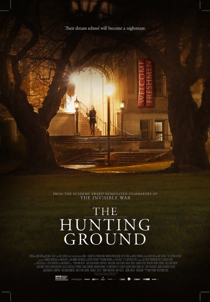 The Hunting Ground film poster