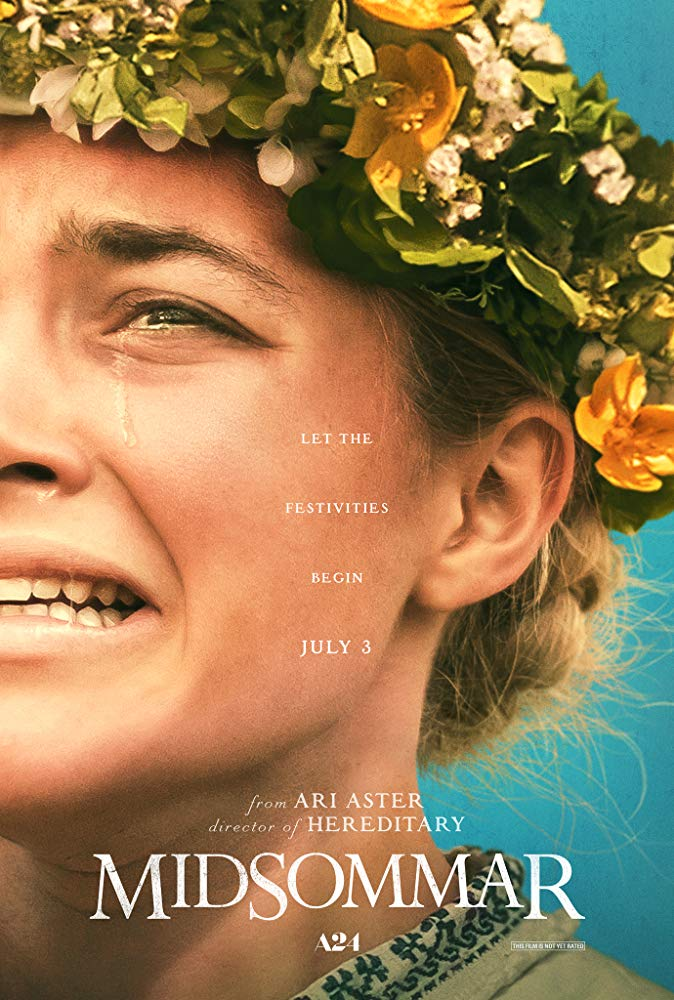 Poster of the movie Midsommar