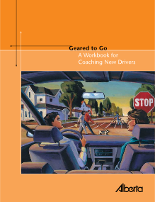 cover - geared to go: a workbook for coaching new drivers